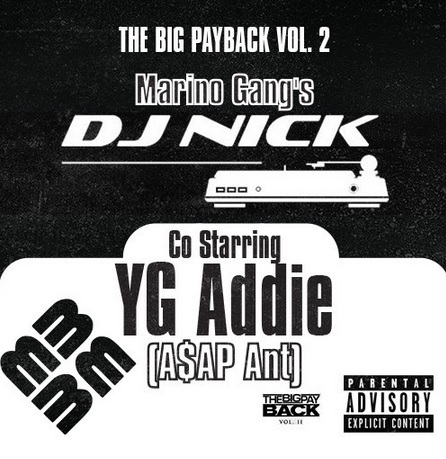 big-payback DJ Nick & A$AP Ant - The Big Payback Vol. 2 (Mixtape)