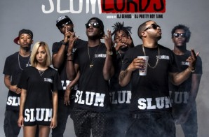 K Camp & Sy Ari Da Kid – SlumLords (Mixtape) (Hosted by GENIUS & Pretty Boy Tank)