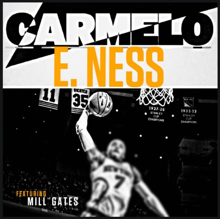 e ness carmelo ft mill gates HHS1987 2014 E. Ness