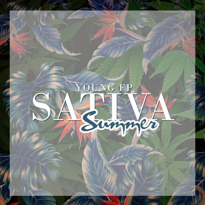 frontcover Young FP - Sativa Summer (Mixtape)