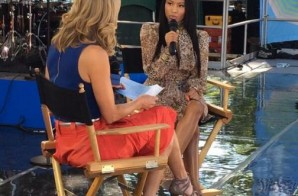 Nicki Minaj Previews Her Forthcoming 'Pills N Potion' Visual On GMA (Video)