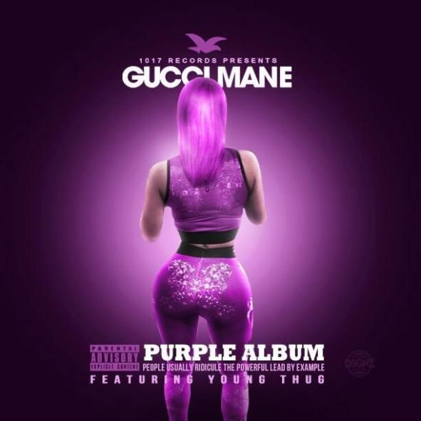 gucci mane young thug purple album stream HHS1987 2014 Gucci Mane & Young Thug   Purple Album (Stream)