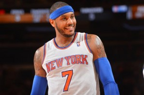 Tried to Tell Ya: Carmelo Anthony Opts Out of his Contract with the New York Knicks