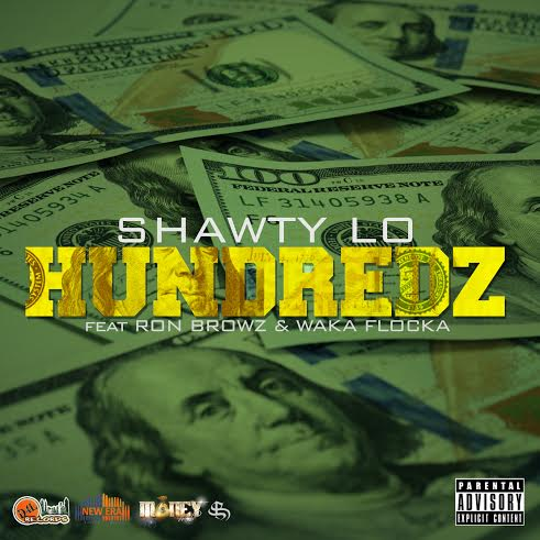hundredz Shawty Lo - Hundredz Ft. Ron Browz & Waka Flocka
