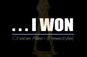 Chase Allen – I Won (Freestyle)