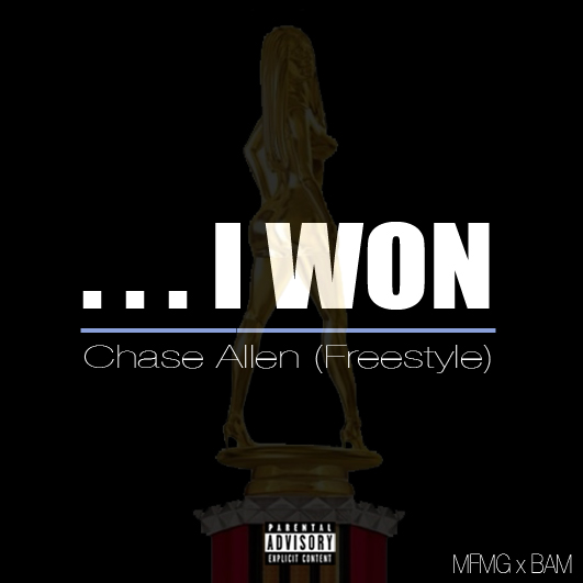 iwon Chase Allen   I Won (Freestyle)