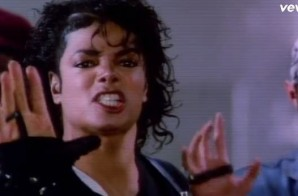 Michael Jackson – Love Never Felt So Good (Video)