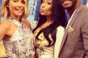Watch Nicki Minaj's Return To The 'Live With Kelly & Michael' Show !!