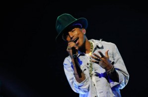 Pharrell – #AMEXUnstaged Concer