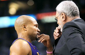 Derek Fisher Is One Step Closer to becoming