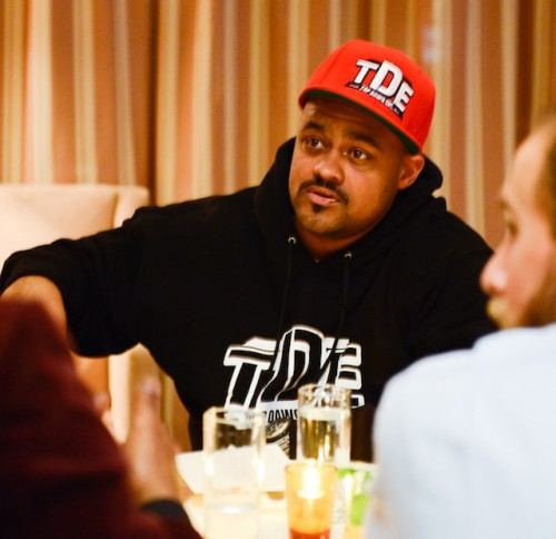 punch tde 500x484 Top Dawg Entertainment President Punch Drops A Record
