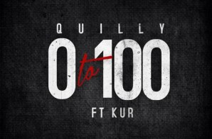 Quilly x Kur – 0 To 100 Freestyle