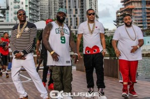 DJ Khaled – They Don't Love Me You No More Ft. Meek Mill, Rick Ross & French Montana (BTS Video)