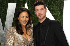 "If It Isn't Love: Robin Thicke Will Title his New Album ""Paula"""