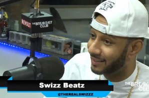 Swizz Beatz Talks Going To Back To School, Harvard To Be Exact, Dorm Life, Music & More (Video)