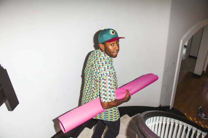 Tyler, the Creator   2014 NYLON (Photoshoot) (Captured By Steven Taylor )