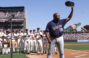 MLB honors San Diego Padres Hall of Famer Tony Gwynn who Died at the age of 54