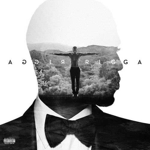 triggafront Trey Songz Unveils Official Cover Art & Tracklist For His Forthcoming Studio Album 'Trigga' !!