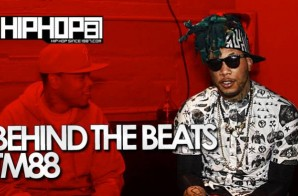 HHS1987 Presents Behind The Beats with TM88 (Video)