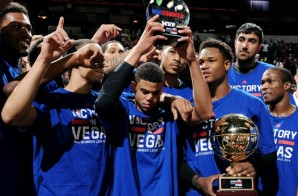 The Sacramento Kings win the 2014 Las Vegas