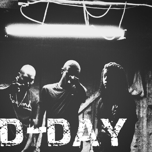 BLACKSHEEPxGME - D - Day Feat. Stan, Pacific And Ebodie