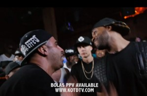 Dizaster Vs Math Hoffa (Full Battle) (Video)