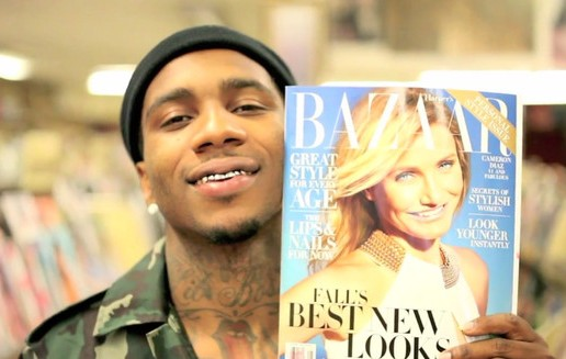 Lil B – No Black Person Is Ugly (Video)