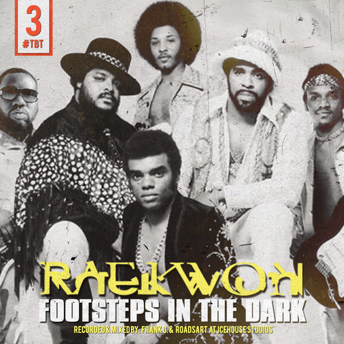C0MPfRz Raekwon – Footsteps In The Dark (Remix)