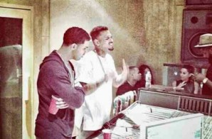 Chris Brown & Drake Working On A Collab Project (Video)