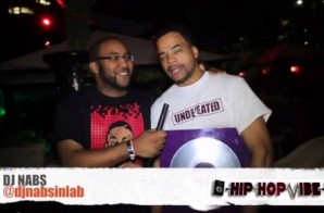DJ Nabs Talks So So Def, Michael Jackson & More At Respect The DJs '14 (Video)