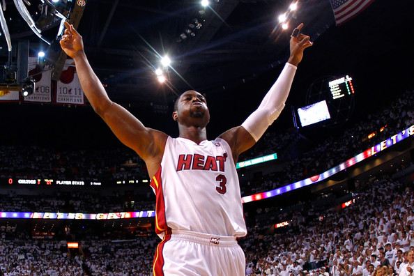 Dwyane+Wade+Boston+Celtics+v+Miami+Heat+Game+TQEKURvs0A3l Wade County: Dwyane Wade Signs a 2 Year/ $34 Million Dollar Deal with the Heat