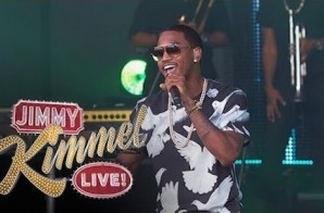 Trey Songz – Na Na / Foreign (Live On Jimmy Kimmel) (Video)