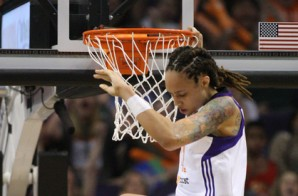 Brittney Griner Throws Down a Dunk in 2014 WNBA All-Star Game Warm Ups (Video)