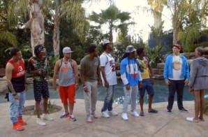 """Wiz Khalifa, Rich Homie Quan & Ty Dolla $ign  – """"Under The Influence"""" Training Camp (Video)"""