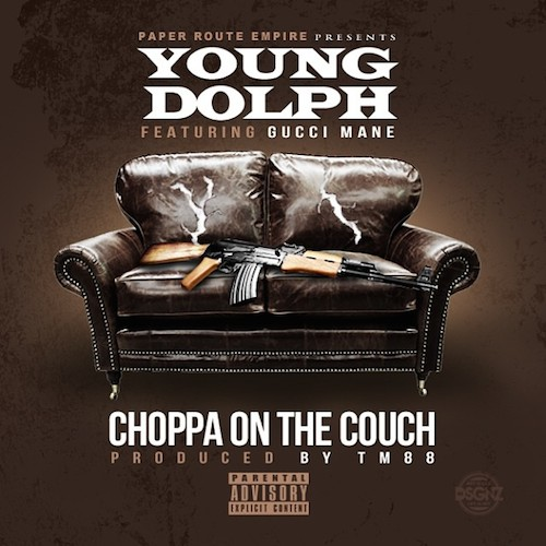 M0dlJv4 Young Dolph x Gucci Mane   Choppa On The Couch (Prod. by TM88)