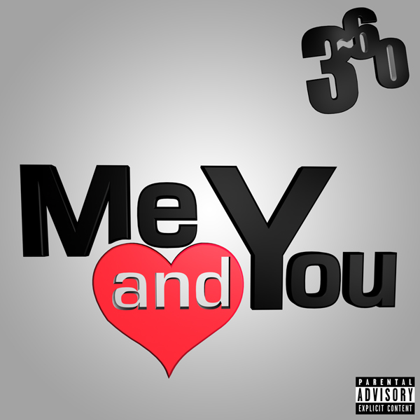 MeAndYou_CDCover 3-60 - Me and You (Video)