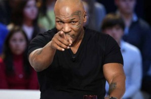 Mike Tyson Chooses Jamie Foxx To Portray Him In Biopic