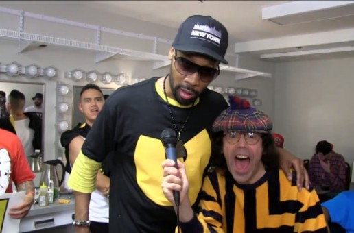 Nardwuar Vs. Wu-Tang Clan (Video)