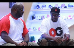 "DJ Mars & Clark Kent Discuss the novel ""The Art Behind The Tape"" (Video)"