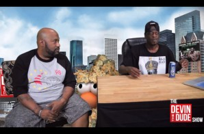 Bun B Sits down with Devin The Dude (Video)