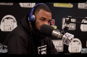 Game Talks About G-Unit Reunion, his label Blood Money and More on Power 106 (Video)
