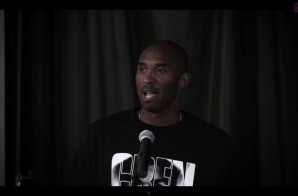 Kobe Bryant Discusses Passion & Purpose at the Trayvon Martin Crenshaw Rally (Video)