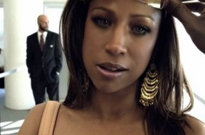 Kanye's 'All Falls Down' Leading Lady Stacey Dash Believes He Should Be Locked Up? (Video)