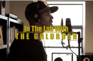 S.T.S. – In The Lab w/ THE GOLDRUSH (Polica – Raw Exit) (Video)