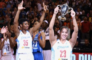 Atlanta Dream Rookie Showtime Shoni Named the 2014 WNBA All-Star Game MVP