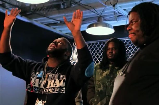 Trex-Big-T Road To Total Slaughter (Episode 4) (Video)