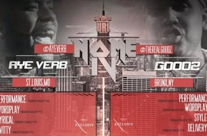 Jadakiss Hosts Aye Verb Vs. Goodz Battle (Video)
