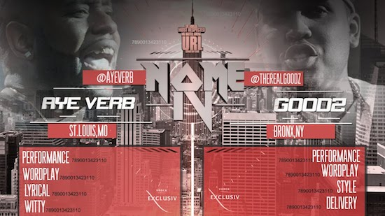 Uct8dJ9 Jadakiss Hosts Aye Verb Vs. Goodz Battle (Video)