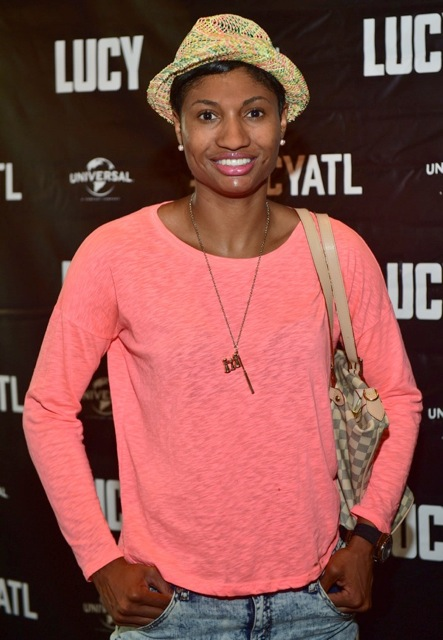 WNBA Angela Mccoughtry_LUCY ATL Premiere