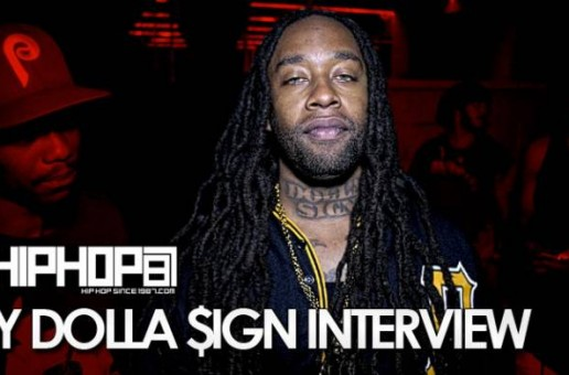 "Ty Dolla $ign Talks ""Shell Shocked"", 'Sign Language' Mixtape, Touring & More With HHS1987 (Video)"